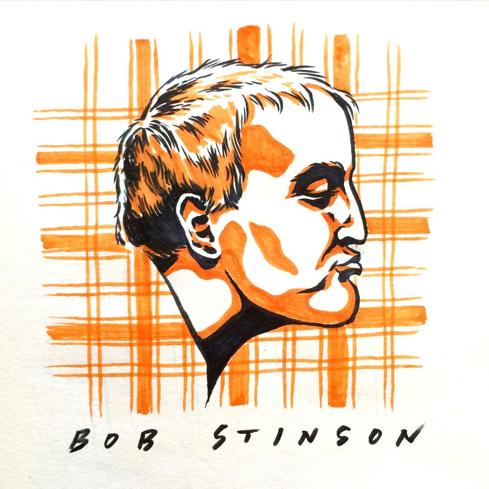 Bob Stinson by Jason Stout