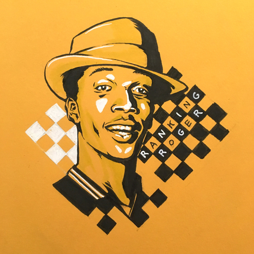 Ranking Roger by Jason Stout