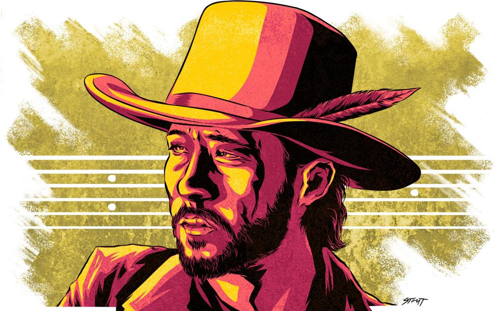 Ryan Bingham for Texas Highways by Jason Stout