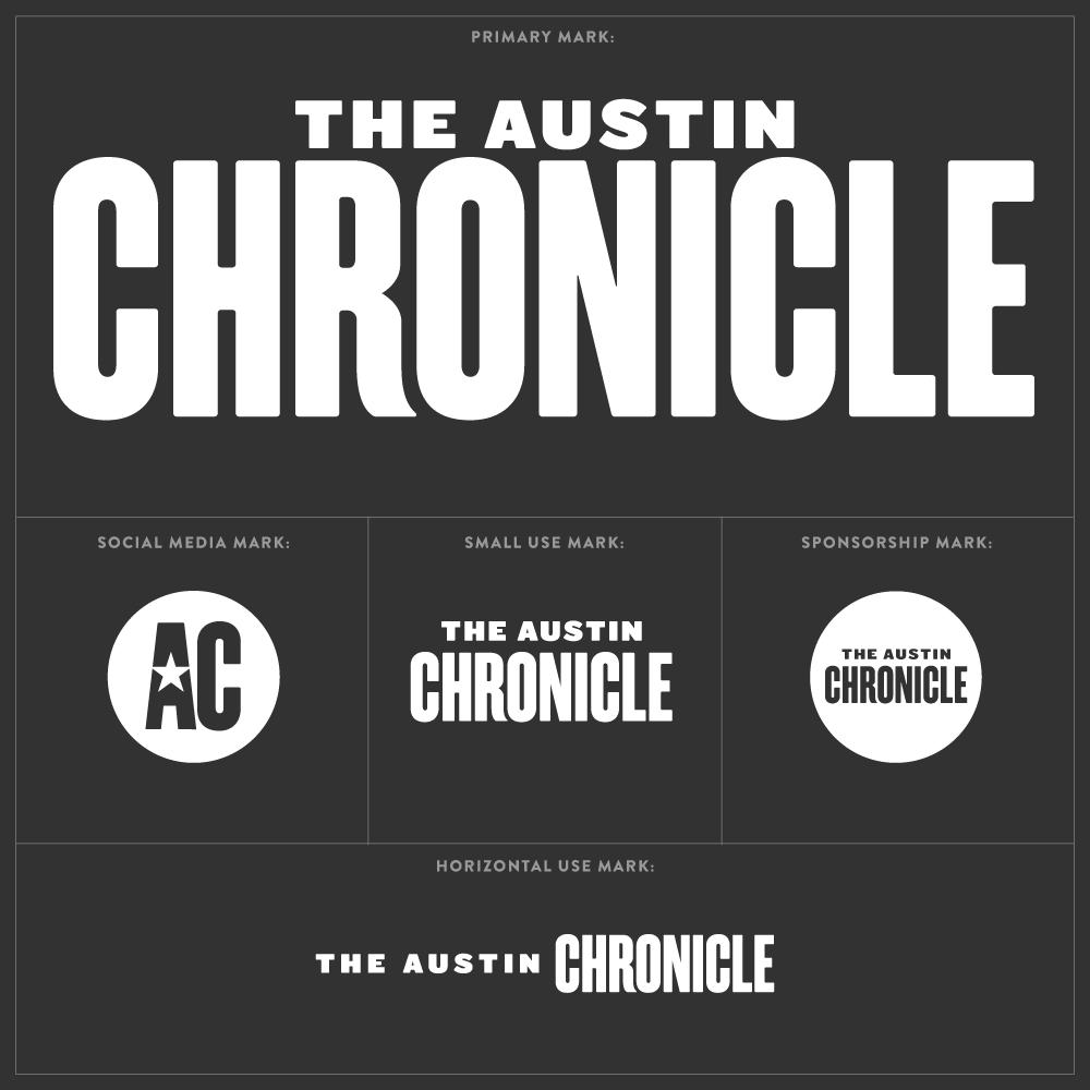 Austin Chronicle logo by Jason Stout
