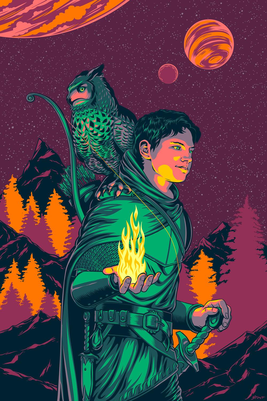 Illustration by Jason Stout